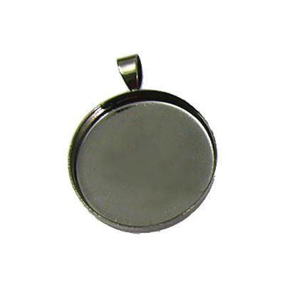 Jewelry Pendant, Round