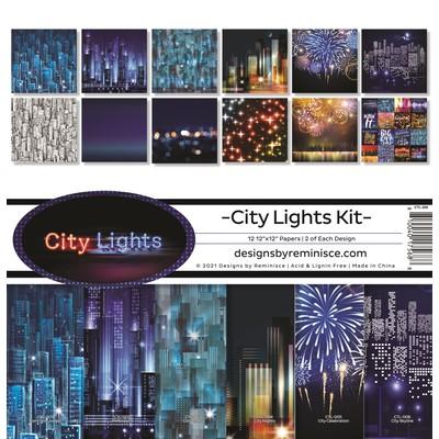 12X12 Collection Kit, City Lights