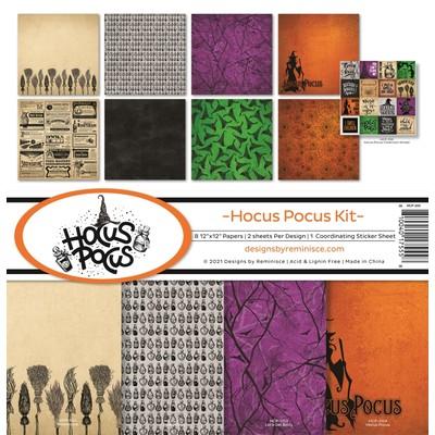 12X12 Collection Kit, Hocus Pocus