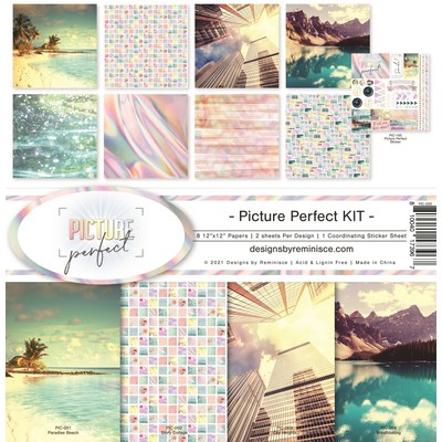 12X12 Collection Kit, Picture Perfect