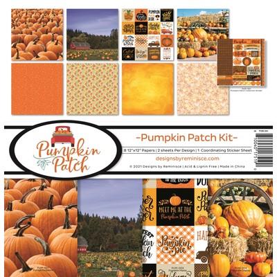 12X12 Collection Kit, Pumpkin Patch