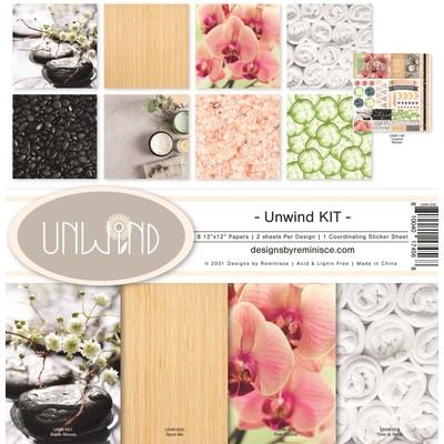 12X12 Collection Kit, Unwind