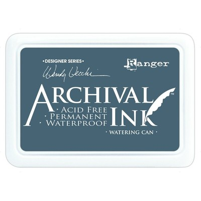 Archival Ink Pad, Watering Can