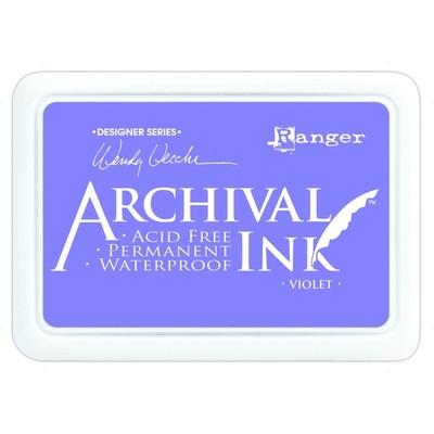 Archival Ink Pad, Violet