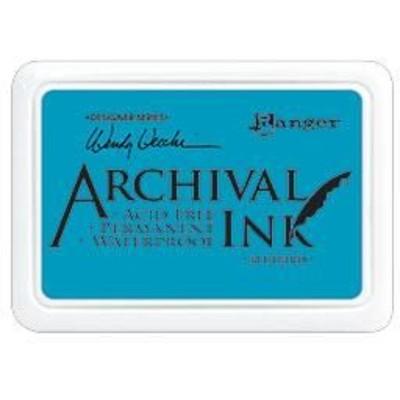 Archival Ink Pad, Bluebird
