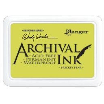 Archival Ink Pad, Prickly Pear