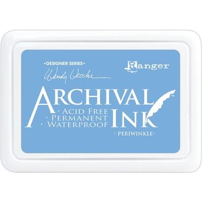 Make Art Archival Ink Pad, Periwinkle
