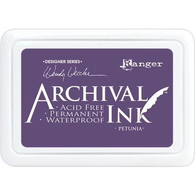 Archival Ink Pad, Petunia