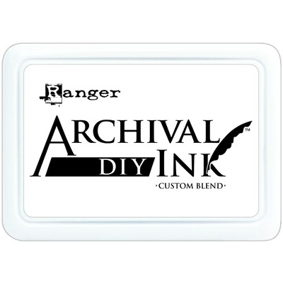 Archival DIY Ink Pad, Custom Blend