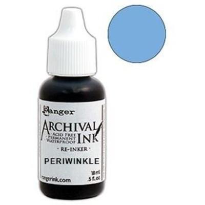 Make Art Archival Ink Reinker, Periwinkle