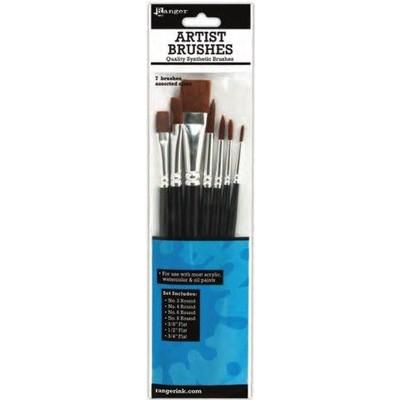 Artist Brush Set (7 Piece)