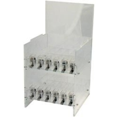 Acrylic Rack for 1 oz bottles (Assembly Required)