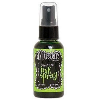 Dylusions Ink Spray, Island Parrot