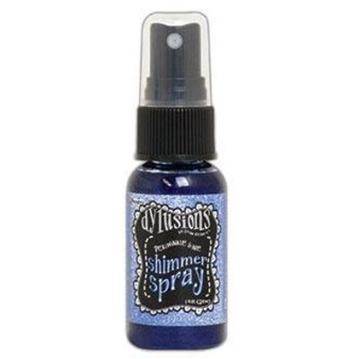 Dylusions Shimmer Spray, Periwinkle Blue