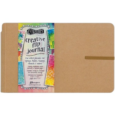 Dylusions Flip Journal, Small