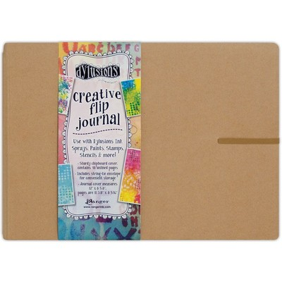 Dylusions Flip Journal, Large