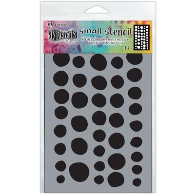 Dylusions Stencil, Small - Coins