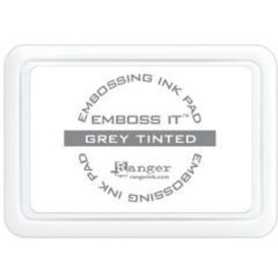 Emboss-It Ink Pad, Grey