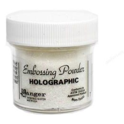 Embossing Powder, Holographic