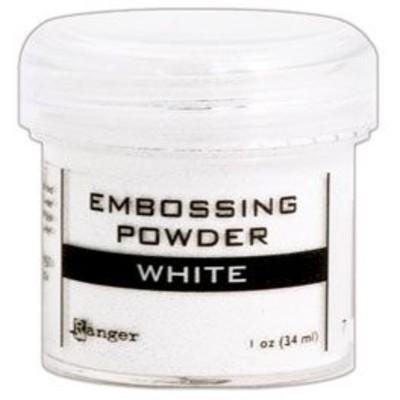 Embossing Powder, White