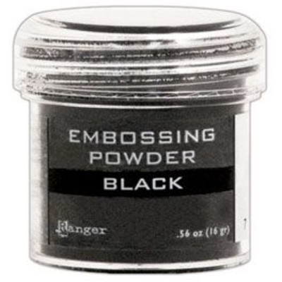 Embossing Powder, Black