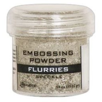 Speckle Embossing Powder, Flurries (1oz)