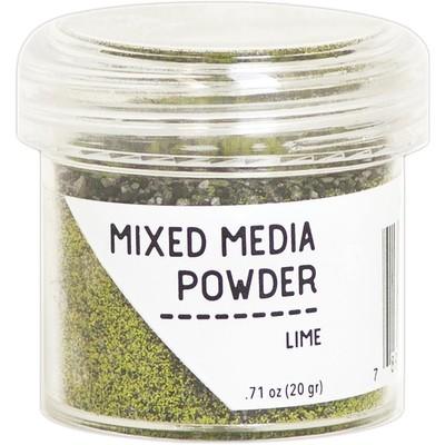 Mixed Media Powder, Lime