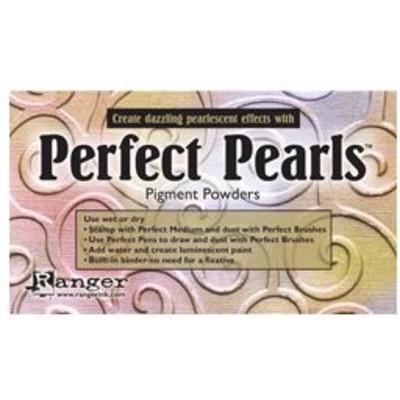 Header Card, Perfect Pearls