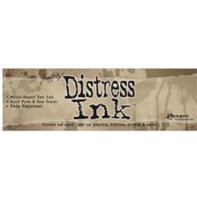 Header Card, Tim Holtz Distress Ink Pads