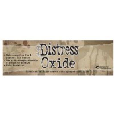 Header Card, Distress Oxide