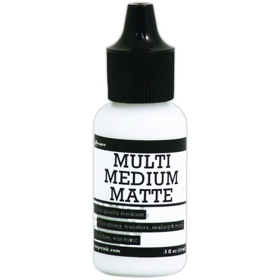 Multi Medium Matte 1/2 oz