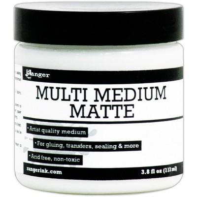 Multi Medium Matte 4 oz