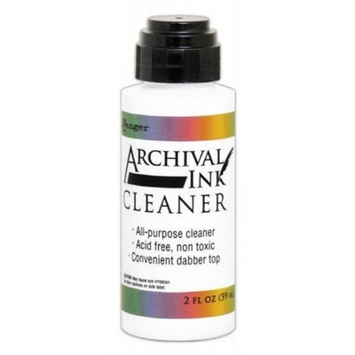 Archival Ink Cleaner, 2Oz. Dabber Top
