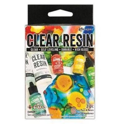 Clear Resin Kit