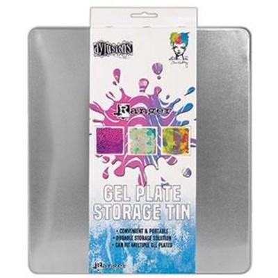 Gel Plate Storage Tin