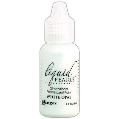 Liquid Pearls, White Opal