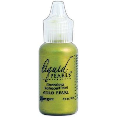 Liquid Pearls, Gold Pearl