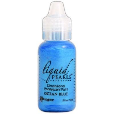 Liquid Pearls, Ocean Blue
