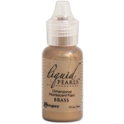 Liquid Pearls, Brass