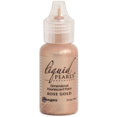 Liquid Pearls, Rose Gold