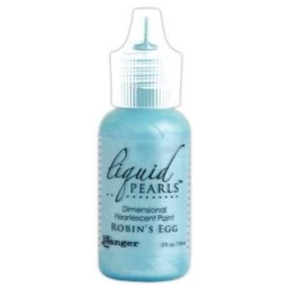 Liquid Pearls, Robin's Egg