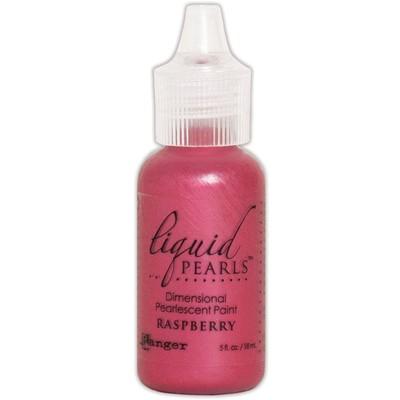 Liquid Pearls, Raspberry