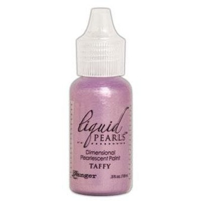 Liquid Pearls, Taffy