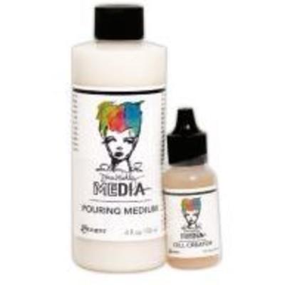 Pouring Medium (4 oz.) & Cell Creator (0.5 oz.) Set