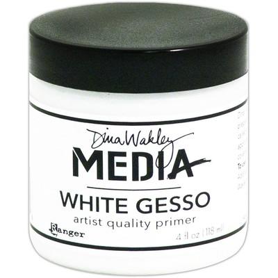 Media Gesso, White 4oz