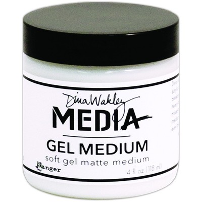 Media Gel Medium 4oz