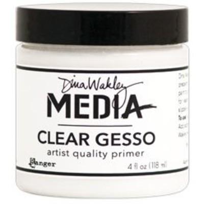 Clear Gesso 4oz. Jar
