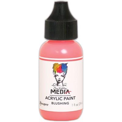 Heavy Body Acrylic Paint, Blushing (1 oz. Bottle)