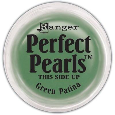 Perfect Pearls, Green Patina