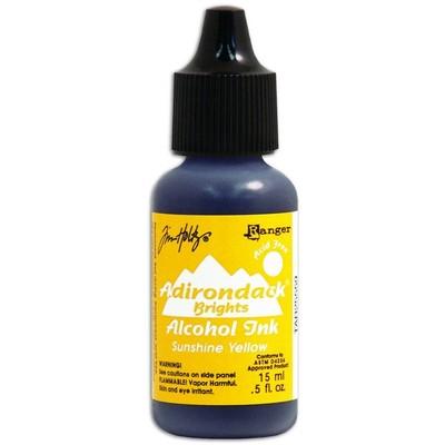 Tim Holtz Alcohol Ink, Sunshine Yellow